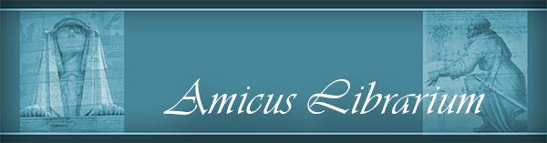 Amicus Librarium Header