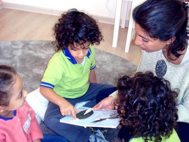 Mystery Readers at Odyssey Nursery Abu Dhabi