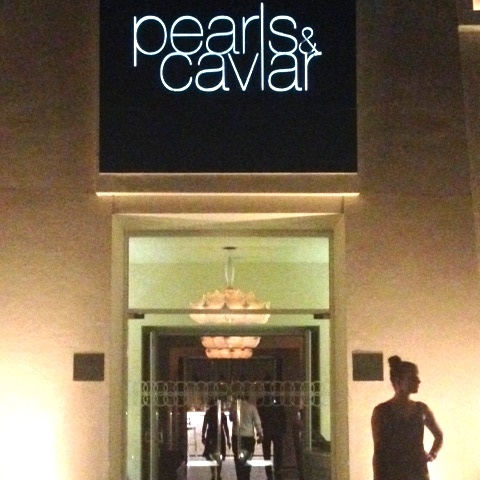 Pearls and Caviar, Abu Dhabi