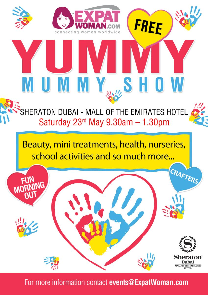 The ExpatWoman Yummy Mummy Show