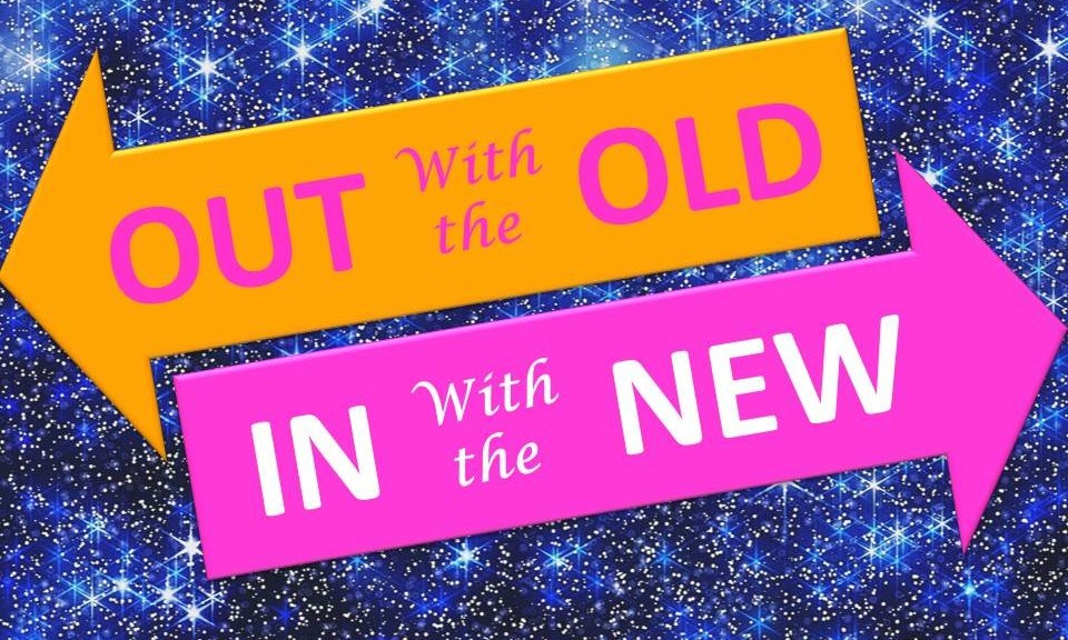 OUT with the OLD -> IN with the NEW- תכנית עבודה שיווקית ליזמי קרן-שמש