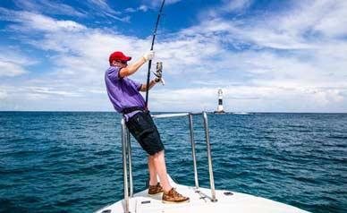 Single Angler Kirinda