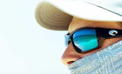 Polarized Glasses in Use