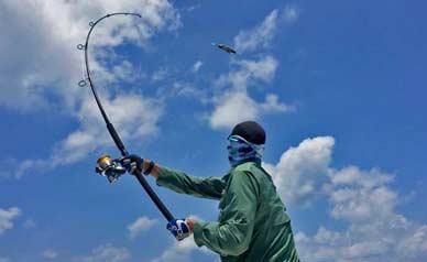Single Angler Andamans