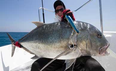 Big Kirinda GT for Single Angler