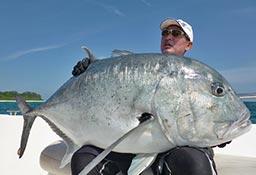 Big GT for Japan Angler
