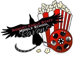 RESMS Movie Nights logo