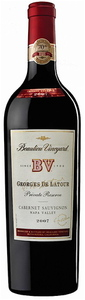Beaulieu Vineyard Georges De Latour Private Reserve Cabernet Sauvignon 2007