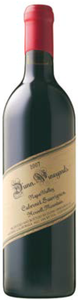 Dunn Vineyards Howell Mountain Cabernet Sauvignon 2007