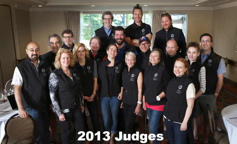 Meet the 2014 Judges
