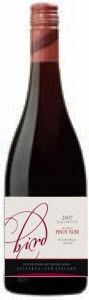 Steve Bird Big Barrel Pinot Noir 2008