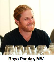 Rhys Pender MW