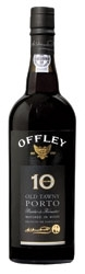 OFFLEY BARON OF FORRESTER 10 YEARS OLD TAWNY PORT