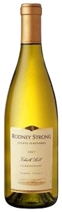Rodney Strong Chalk Hill Chardonnay 2007
