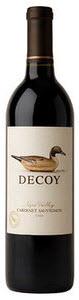 Duckhorn Decoy Cabernet Sauvignon 2009
