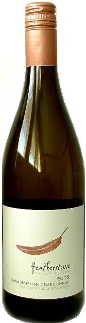 Featherstone Canadian Oak Chardonnay