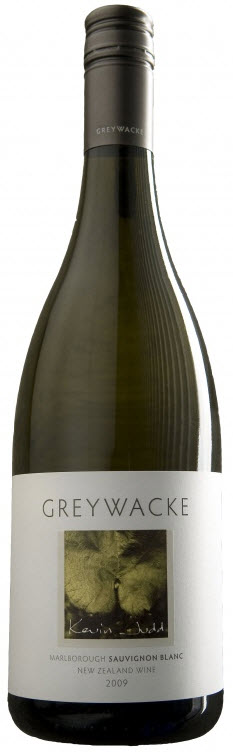 2009 GREYWACKE VINEYARDS SAUVIGNON BLANC