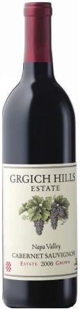 Grgich Hills Cabernet Sauvignon 2006