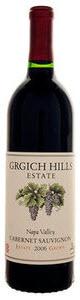 Grgich Hills Estate Cabernet Sauvignon 2007