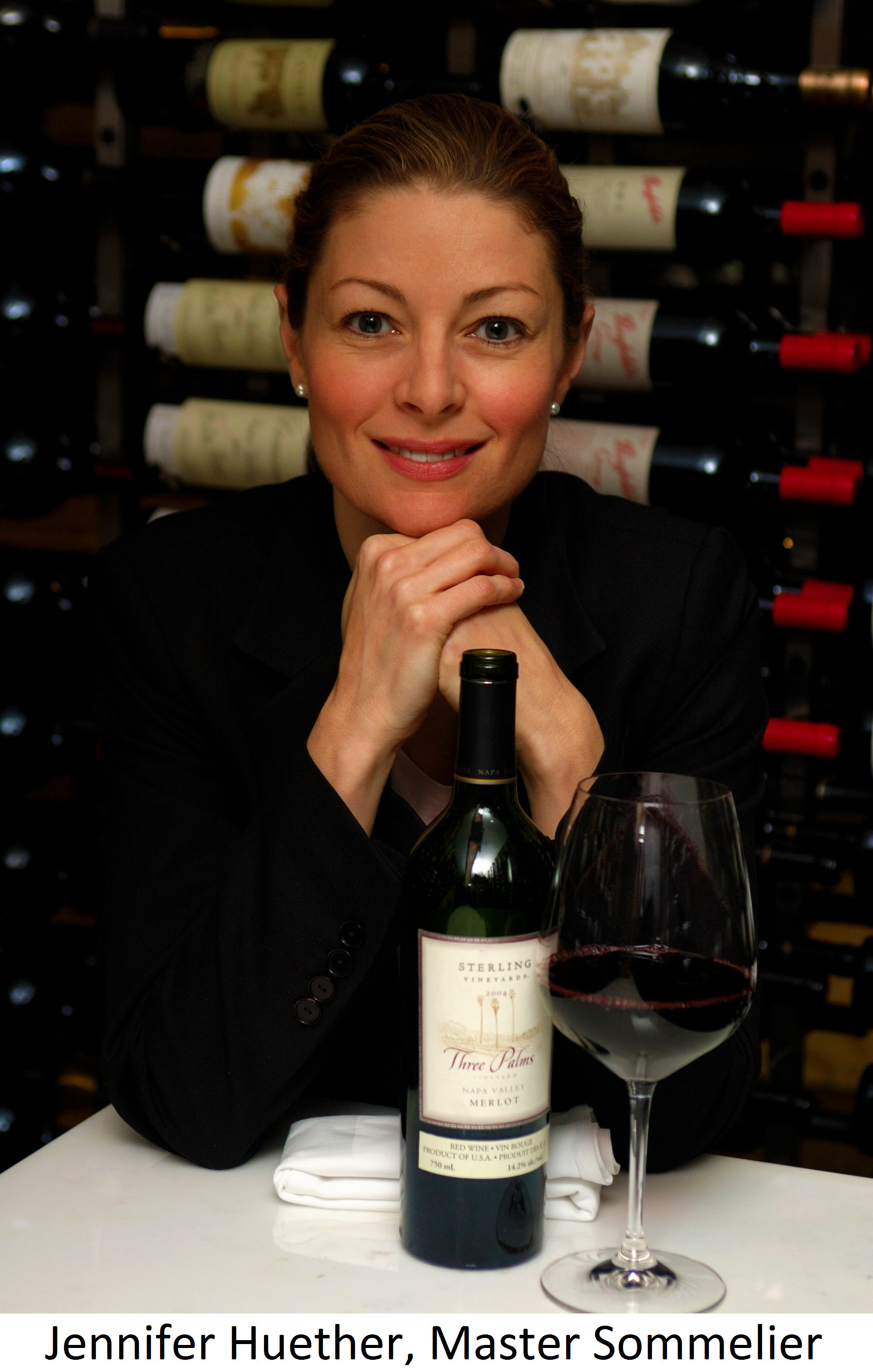 Jennifer Huether, Master Sommelier