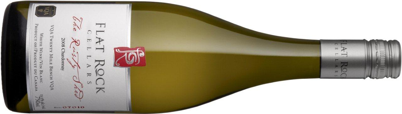 Flat Rock Cellars The Rusty Shed Chardonnay 2008
