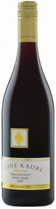 Lone Kauri Reserve Pinot Noir 2009