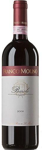 Franco Molino Barolo 2006