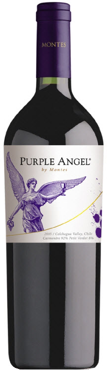 Montes Purple Angel 2007
