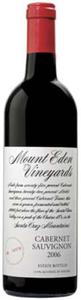 Mount Eden Estate Cabernet Sauvignon 2006
