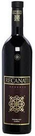 Recanati Reserve Single Vineyard Merlot