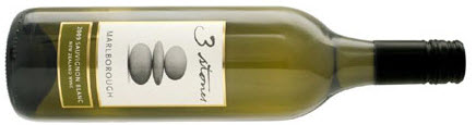 3 Stones Sauvignon Blanc 2009