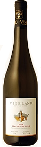 Vineland Estates Dry Riesling 2008
