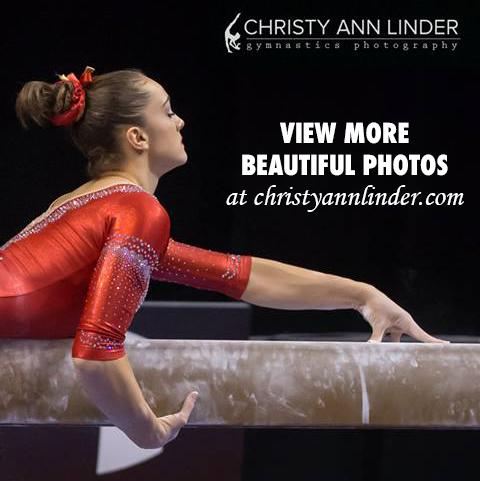 Christy Ann Linder Gymnastics Photography