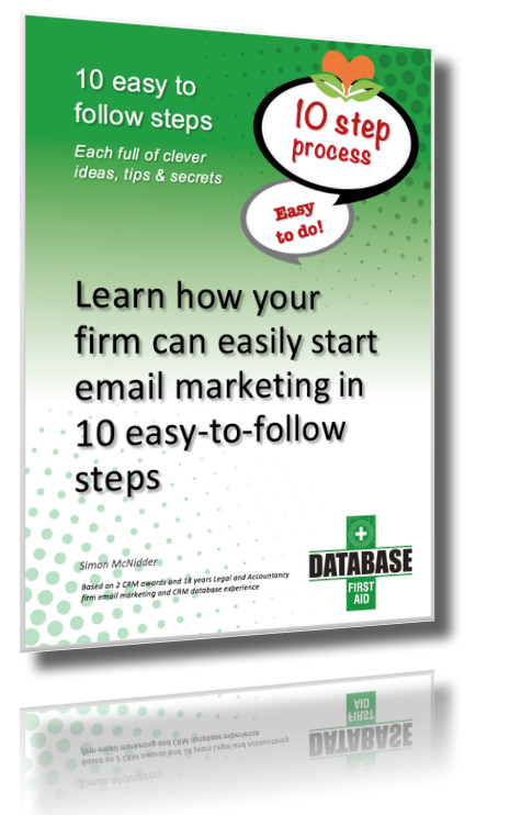 Image of 10 steps to starting email marketing