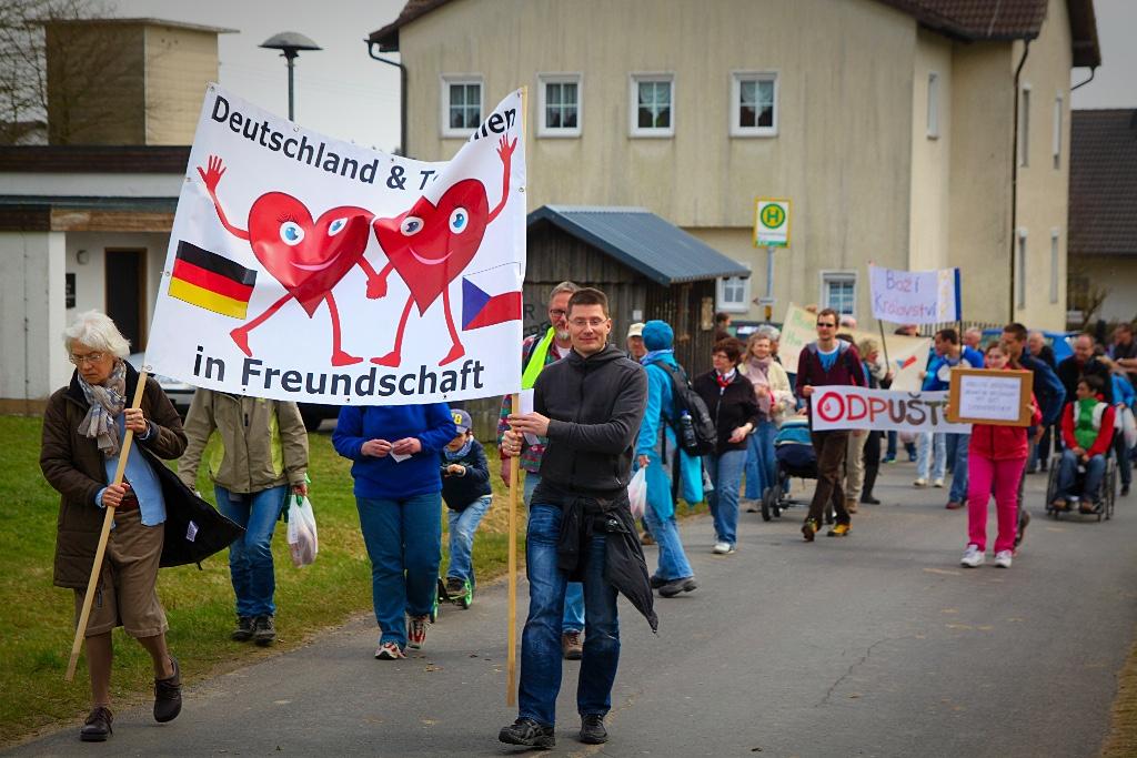 Photo - M4R 2016 - walk in love & pray for Europe