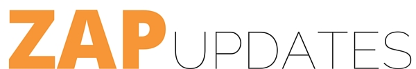 ZAP updates