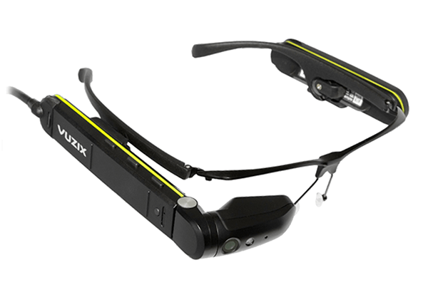 Vuzix smart glasses