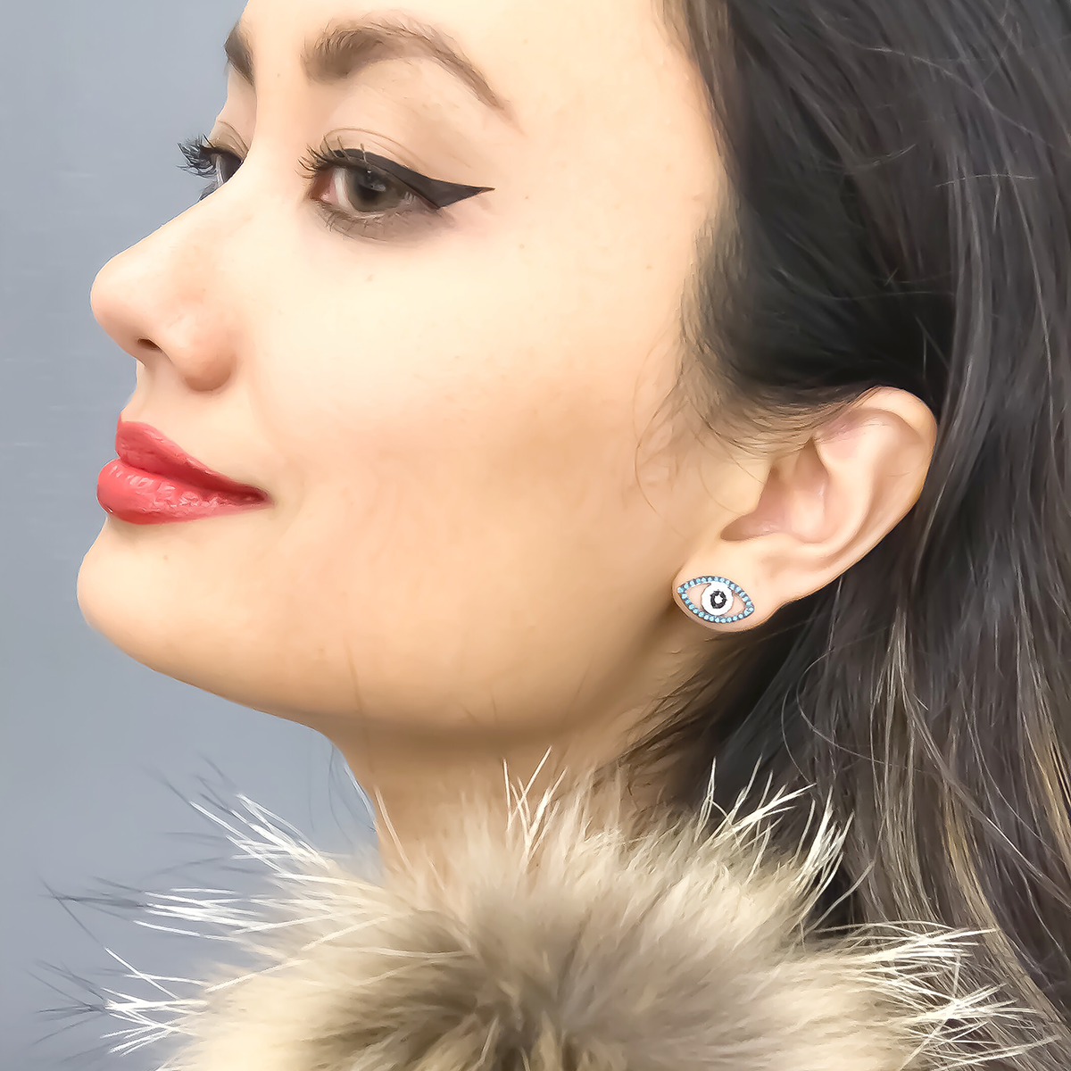 AMIRA Earrings Back In Stock & FALL Coupon Code!