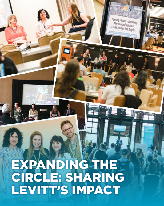 Expanding the circle: sharing Levitt's impact