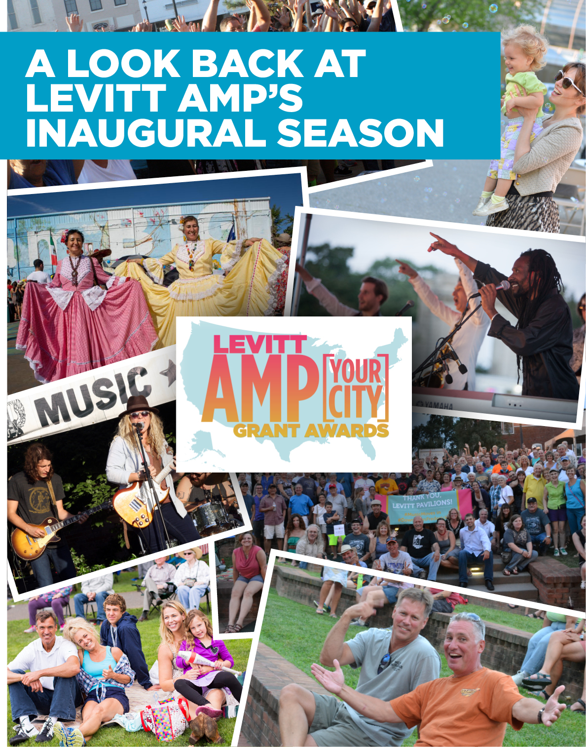 A Look Back at Levitt AMP's Inaguaral Season