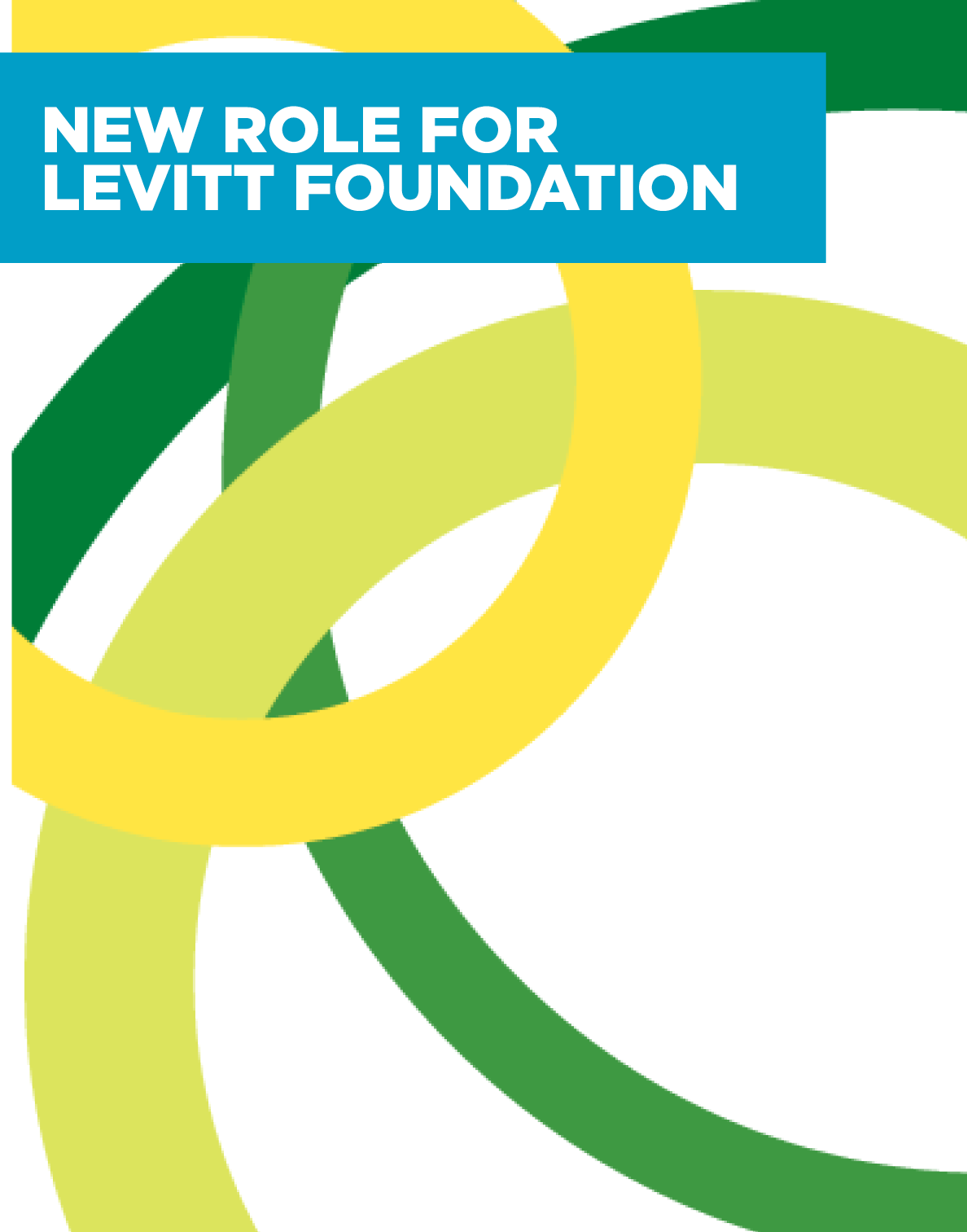 New Role for Levitt Foundation