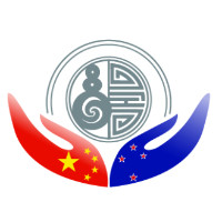 NZ-China Non-communicable Diseases Research Collaboration Centre logo.