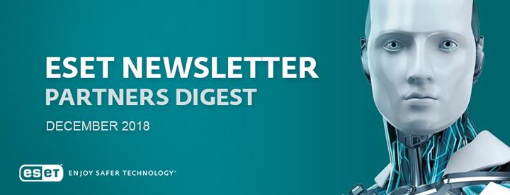 ESET December Newsletter