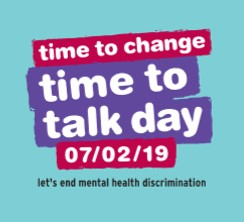 time to change, time to talk day