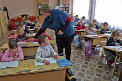 ICRC Helps Schools Affected by Conflict
