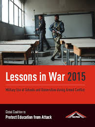 Lessons in War 2015: Military Use of Schools and Universities in Armed Conflict