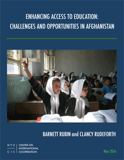 Enhancing Access to Education: Challenges and Opportunities in Afghanistan