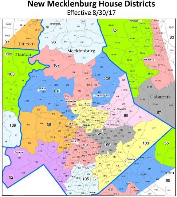 District 88 Map