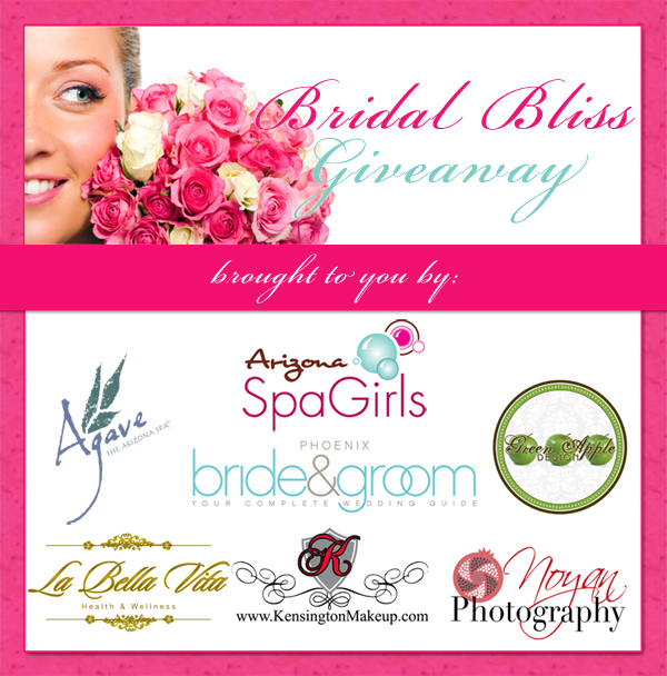 Enter the Bridal Bliss Giveaway!