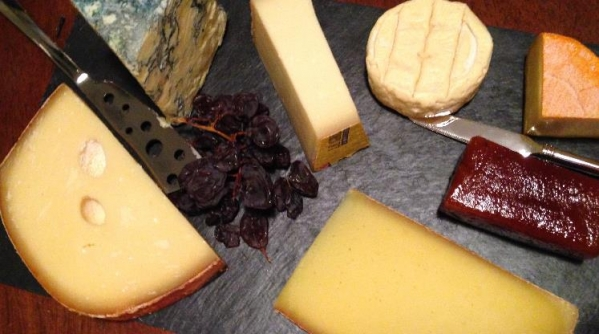 The Emme Valley - origin of the Emmental cheese in Switzerland